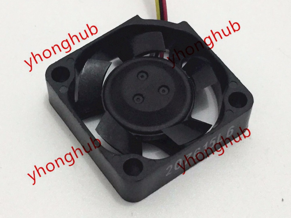 Emacro For SEPA MF20G-05A Server Square Cooling Fan DC 5V 0.06A 20x20x6mm 3-wire<br>
