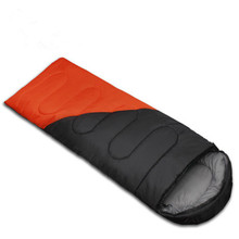 Wnnideo Cotton Flannel Sleeping bags for Camping, 3-season Warm and Comfortable,(China)
