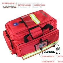 saferlife Large Thickened Water Resistant Medical First-aid Bag nylon Fire Emergency Package Disaster Rescue ambulance bag