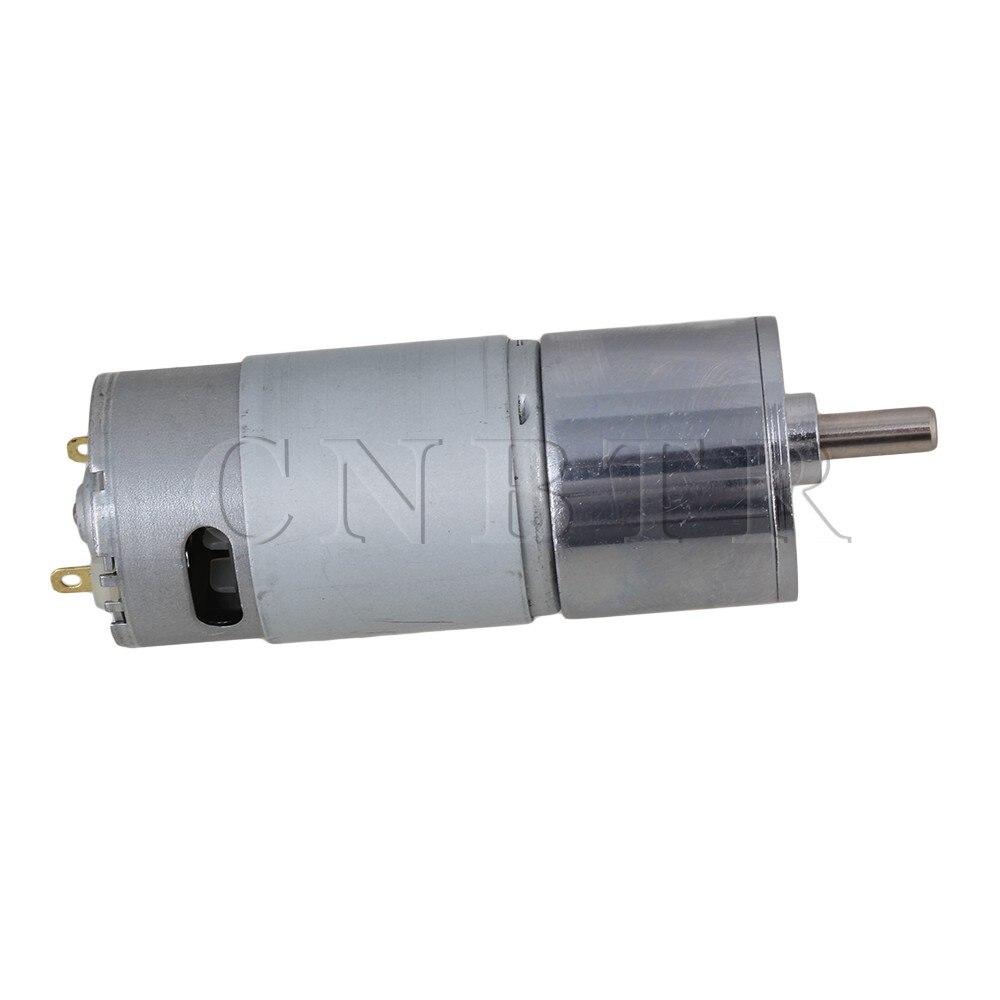 CNBTR High Torque 12V DC 100 RPM Metal Gear-Box Electric Motor for Speed Control  <br><br>Aliexpress