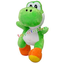 21cm Time-limited Promotion Cotton Pp Cotton Girls Minnie Kids Toys Super Mario Bros Yoshi 8inch Toy Stuffed Animal Dragon Doll