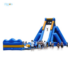 Free Sea Shipping To Port Large Inflatable Slide Giant Inflatable Water Slide For Adult