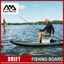 AQUA MARINA 330*97*15cm DRFIT inflatable sup board stand up paddle board, fishing SUP board, surfing board, with incubator(China)