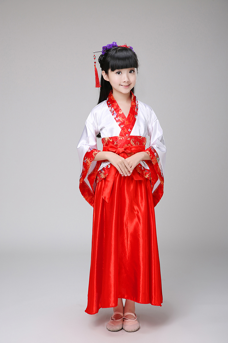 2017 hot Girls Chinese Traditional Cheongsam Costume Summer Princess Girls Sofia Princess Dress For Birthday Party And Weeding<br><br>Aliexpress