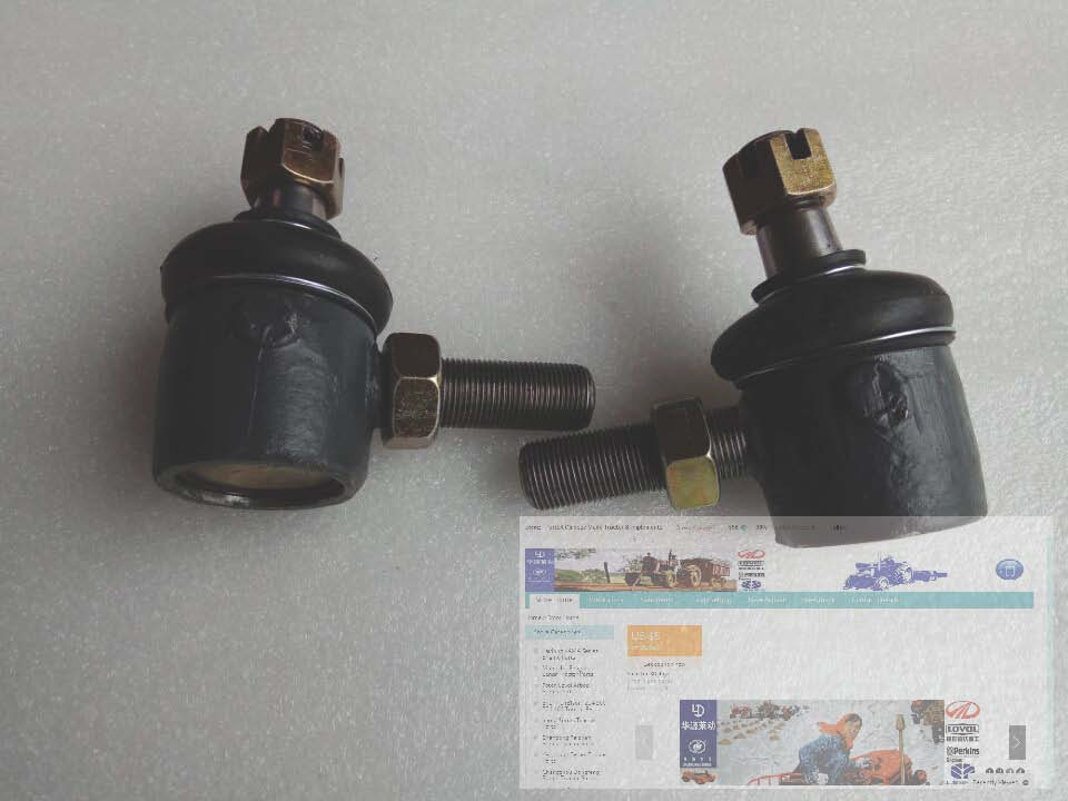 Foton Lovol FT404 FT454, the set of steering joints: right and left, part number: <br>