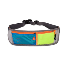 Ultrathin Waterproof Nylon Outdoor Running Waist Bag Multifunction Invisible Close-fitting Waist Bag,Quick Drying Towel for Free