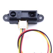 2015 New!!!GP2Y0A21YK0F GP2Y0A21 Infrared Proximity Sensor IR Analog Distance Sensor VE713 P(China)