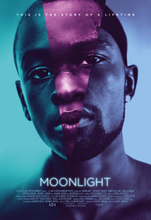 Moonlight Movie Film Wallpaper Poster Decorative DIY Wall Stickers Home Posters Bar Art Cool Decor Gift