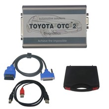 Latest Version For TOYOTA OTC 2 for all Toyota and Lexus Diagnose and Programming