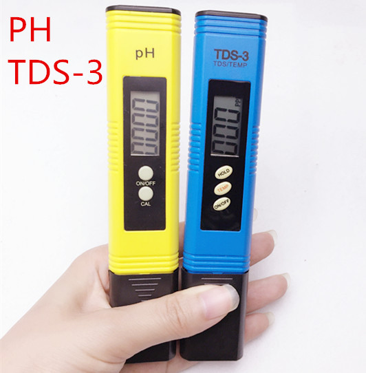 Digital PH Meter Automatic calibration 0.01 and TDS Tester Titanium probe water quality test  Monitor Aquarium Pool 14% off<br><br>Aliexpress