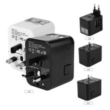 VBESTLIFE All in One Universal Plug Adapter Travel Charger Adapter for US UK EU AU with 4 USB 100-250V/ 6A Plug Adapter(China)