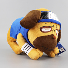 30cm Naruto Kakashi Pakkun Dog Plush Toy Stuffed Soft Doll Great Gift(China)