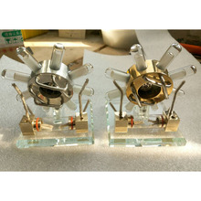 Cool !Miniature Stirling engine 'Diamond' Stirling engine engine generator model hobby Educational Toy Kits