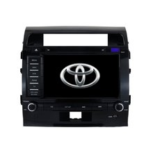 For Toyota Land Cruiser 200 (2008-2012 ) Car DVD Player GPS Navigation Touch Screen Radio Stereo Multimedia System