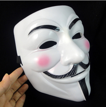 New Hotsale Promotion Guy Fawkes Maske V wie for Vendetta Mask