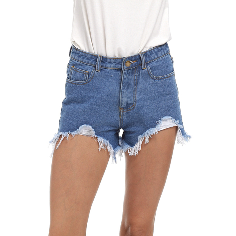 2017 hot summer short waisted denim shorts female female super cool shorts out burr flash shorts sexy girlОдежда и ак�е��уары<br><br><br>Aliexpress