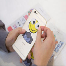 Vinyl Leather Sticker For iPhone Samsung For iPad Funny Decal Stickers Skin For Bag Laptop Mobile Phone Notebook Cup Book Case