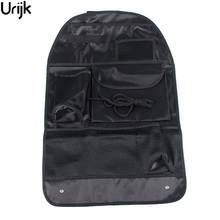 Urijk Car Seat Storage Bag Car Covers Back Seat Organizer Auto Multi Holder Pocket Organizer Bag Assorted Bag Pocket Container
