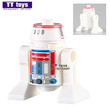 XINH528 R5-D8 Astromech DROID Single Sale Classic Action Figures Toys Children Building Blocks Toys X0149(China)