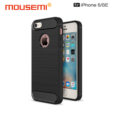 Case For iPhone 5s 5 se Case Silicone Soft Fitted Shockproof Coque For iPhone 5 5s se Cover Case For iPhone 5s se 5 Phone Cases(China)