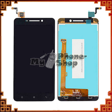Mobile Phone LCD Display +Touch Digitizer for Lenovo A5000 Screen Assembly Free Shipping