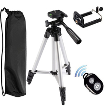 Portable Camera Tripod Stand Holder Universal Professional Tripod For Camera/Table/PC Holder For iPhone iPad Samsung Tripod