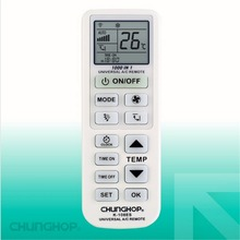 Universal A/C controller Air Conditioner air conditioning remote control CHUNGHOP K-108es USE FOR TOSHIBA PANASONIC SANYO(China)