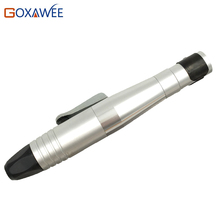 GOXAWEE Power Tools T30 Italy Quick Change Handpiece for Flex Shaft 2.35mm Shank Rotary Tool for Foredom Mini Drill Grinder