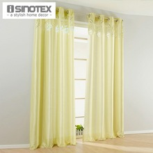 1 PCS Window Curtain New Handmade Solid Hollow Out For Home Panel Floral Polyester Curtain Home Decor(China)
