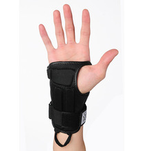 Sports Safety Carpal Tunnel Cycling Ski Hiking Wrist Brace Support Bandage Orthopedic Hand Brace Wrist Support Finger Splint(China)