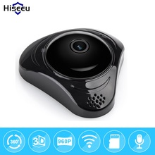 Buy HD 960P 3D VR wifi FishEye IP camera 360 degree Full View Mini CCTV Camera 1.3MP Network Home Security Wi-Fi Camera Panoramic IR for $27.65 in AliExpress store
