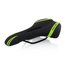 Bike Saddle PU Sponge MTB Seat Cover O-Zone Forces Type Bicycle Saddle Accessories Bicicleta Gel Saddle Bisiklet Koltuk