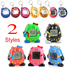 Hot ! Tamagotchis 90S 49 Pets in One Virtual Cyber Digital Small Game Machine Toys Digital Electronic E-Pet Christmas Gift(China)