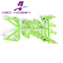 xial Racing AX31352 Axial Green Front/Rear Monster Truck Cage