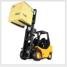 Hot Child the mini remote control electric forklift model Toys crane Forklift Desktop Free delivery Child & Gifts