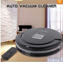 4 In 1 Multifunctional Vacuum Robot Cleaner (Sweep,Vacuum,Mop,Sterilize) Remote Controller,Stair Avoidance Detector,Schedule