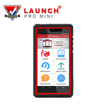 2017 Newest Launch X431 Pro MINI Pros MINI Diagnostic Tool with Bluetooth & WIFI 2years Free Update X431 PRO Automotive Scanner