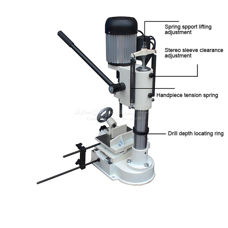 woodworking tenoning machine (4)