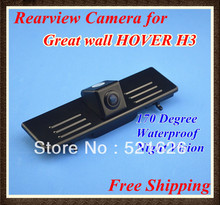 High quality! Waterproof Special CMOS Car Rear view camera for Great wall HOVER H3