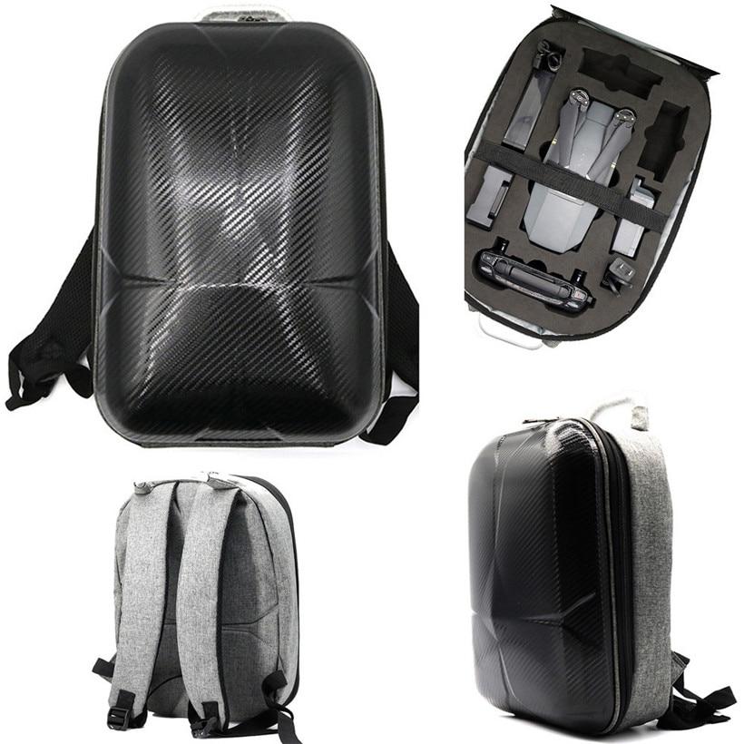 For DJI Mavic Pro Hard Shell Carrying Backpack bag Case Waterproof Anti-Shock 0420 drop shipping<br>