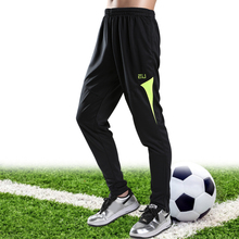 Soccer Pants Men  2017 Training Football Tracksuit Team Trousers Skinny Gym Jogging Running Pant pantalones deporte