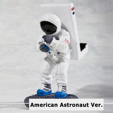 Phone Holder Limited Ver. Action Figure Doll 1/8 scale painted figure Astronaut Ver PVC ACGN figure Toys Brinquedos Anime