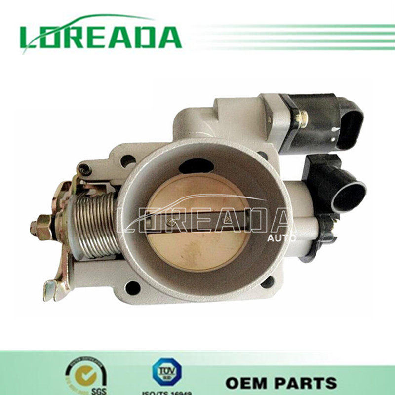 Original Throttle body for DELPHI system  Bore size 46mmThrottle valve assembly Lifan fengshun 1.3L   100% Testing new<br><br>Aliexpress