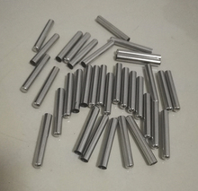 Customized 5*50mm Grade A Quality SS304 One End Closed Stainless Steel Pipes Thermocouple Protection Tube  100 pcs / lot