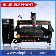 Best quality 4*8ft linear ATC wood cnc router machine , 4 axis cnc machine,1325 3d cnc router for furniture equipments