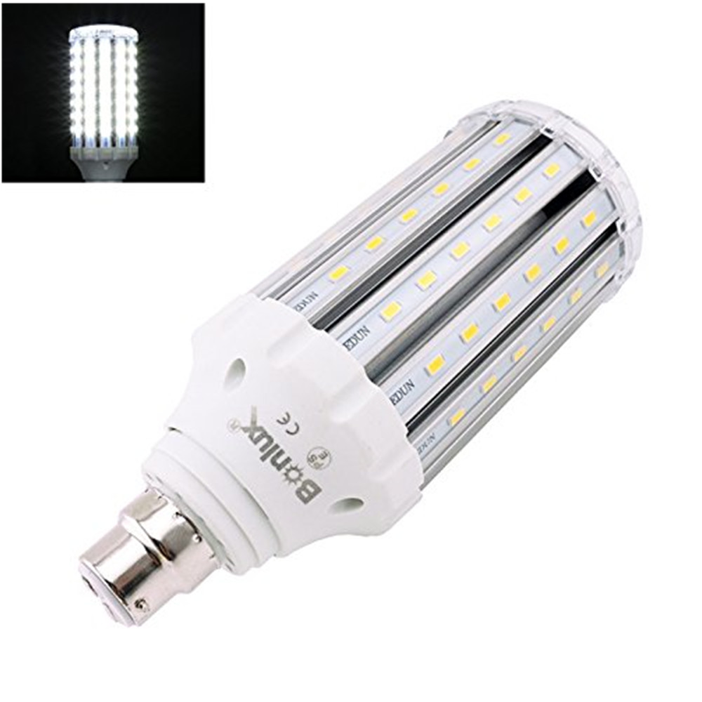 30W B22 BC LED Corn Light Bulb 250W Equivalent Bayonet Cap LED Corn Lamp for Chandelier Ceiling Pendant Wall Table Lighting F<br>