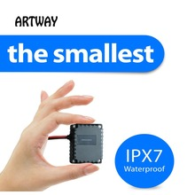 The smallest GPS Tracker  T0024 Waterproof mini GPS tracker motorcycle with free GPS tracking software