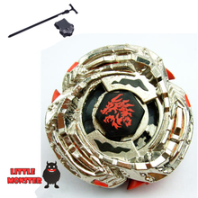 1pcs Beyblade Metal Fusion 4D set L-DRAGO GUARDIAN S130MB BB121B kids game toys children Christmas gift  with  launcher
