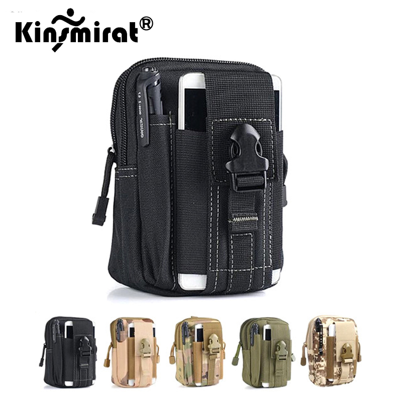 Portable Outdoor Molle Tactical Waist Bag Waterproof Medical Military First Aid Phone Molle Pouch Sling Pouch Bag Case