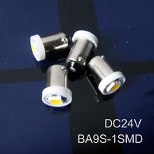 High quality 24V BA9S led freight car instrument lights,truck ba9s 24v LED indicating lamp,led BA9S 24v free shipping 20pcs/lot